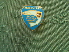 HALLSTATT SPORT - FISHING ANGLING CLUB AUSTRIA - ENAMEL PIN BADGE