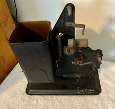 Vintage Electric Lindstrom 16mm Child's Movie Film Projector 1930's! Rare!