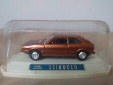 Antigua miniatura 1:43 Mira 4003 Volkswagen Scirocco. Made in Spain.