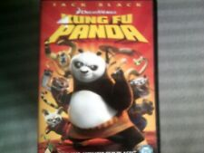 KUNG FU PANDA*DVD*JACK BLACK*FAMILY FILM*ANIMATION*