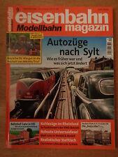 eisenbahn Modellbahn magazin Nr.9 September 2016
