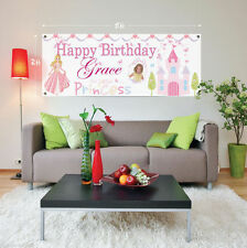 Princess/Fairies 1-5 m Party Banners
