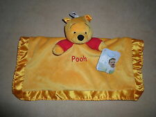 Disney Baby Pooh Soft Plush Baby Snuggle Blanket, Ages 6+ Months~NEW WITH TAGS!!