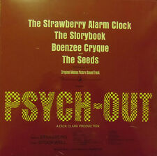 Psych-Out LP OST Reel Time Strawberry Alarm Clock Seeds Boenzee Cryque Storybook
