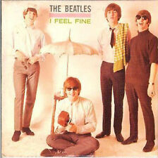 CD SINGLE SINGOLO The Beatles I FEEL FINE - SHE'S A WOMAN - UK: CDR 5200