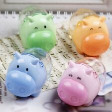Cute Cartoon Pig Pencil Sharpener For Student Kids Office Stationery Hot