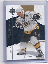 09-10 2009-10 ULTIMATE COLLECTION CAM NEELY BASE /399 401 BOSTON BRUINS