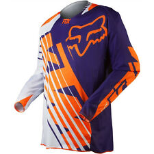 Classic & Authentic Fox Racing Ktm Premium Jersey (SIZE-LARGE)(LIMITED EDITION)