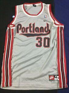 Portland Trail Blazers Rasheed Wallace #30 Basketball NBA Nike Jersey SizeXL