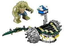 Lego DC Super Heroes Batman 76055 - Killer Croc and The Chomper - New