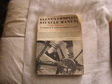 Glenn's Complete Bicycle Manual 1973 Coles Glenn