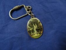 Old Keychain vtg metal salzburg linz wien graz innsbruck
