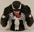 Black & White Marvel Venom Coin Bank Bust Monogram International Inc 6 & 1/2
