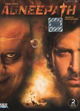AGNEEPATH - EROS BOLLYWOOD 2 DVD PACK -Hrithik Roshan, Sanjay Dutt, Rishi Kapoor