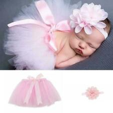 Newborn Baby Girls Boys Crochet Knit Costume Photo Prop Photography Outfits Z0T6