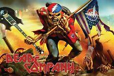 Dead & Co. Eddie of Iron Maiden GD50 Poster