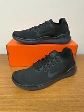 Nike Free RN 2018 Running Shoes Black Anthracite 942836-002 Men's NEW