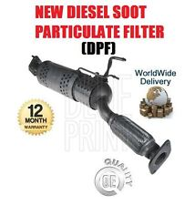 FOR NISSAN QASHQAI 1.5DT DCi 2006-2011 NEW DIESEL SOOT PARTICULATE FILTER
