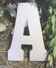 Letter A plastic mold see All 26 alphabet letters available