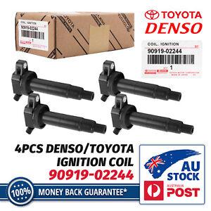 4Pack Ignition Coil For Toyota Camry Lexus Scion Rav4 Highlander TC 2.4L UF333