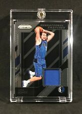 Luka Doncic Rookie Card Prizm Swatches Patch Collectibles Dallas Mavericks