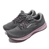 Brooks Revel 3 Dawn Daybreak Grey Pink Women Running Shoes Sneakers 120302 1B