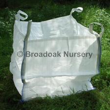Forte 1 TON BULK bag-xl SACCO per rifiuti di giardino, costruttori SACCO, tonnellata tonnellata