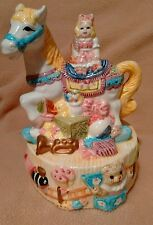 """Vintage Toyland Heritage Mint Musical Collection Music Box """"My Favorite Things"""""""