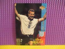England Football Trading Cards Alan Shearer