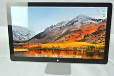 Apple Cinema Display 69 cm 27 Zoll 16:9 LED LCD Monitor MC007ZM/A Silber TOP