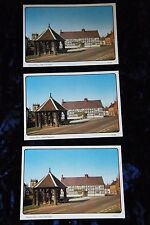 Three Abbots Bromley Postcards