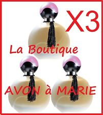 LOT 3 EAUX de Parfum FAR AWAY en vapo de chez AVON neuf
