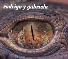 Rodrigo y Gabriela [Digipak] Self-Titled CD & Bonus DVD 2007 ATO Latino Mexico