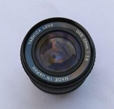 YASHICA DSB 28mm 1:2.8 LENS WITH CONTAX/YASHICA  C/Y MOUNT