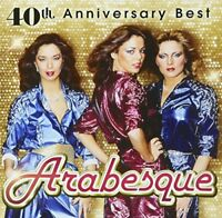 ARABESQUE-40TH ANNIVERSARY BEST-JAPAN CD