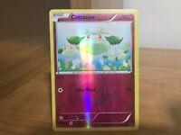 Pokemon Card Cottonee 70/124 Fates Collide Reverse Foil in Good Condition!