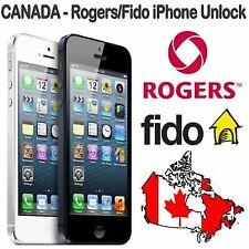 ROGERS FIDO IPHONE UNLOCK - Very Fast