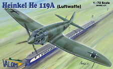 VALOM 1/72 kit modello 72110 HEINKEL HE 119 A (LUFTWAFFE)