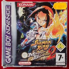 Nintendo Gameboy Advance - GBA ► Shaman King: Master Of Spirits 2 ◄