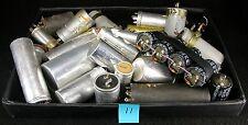 5lb. Bag of Used Axial Radial Capacitors - Lot 11