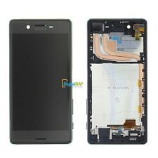 Ricambio Lcd Display Touch Frame Nero Originale Sony Xperia X Performance F8131