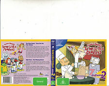 Seven Little Monsters-Vol 2-2000/3-TV Series Canada-4 Episodes-DVD
