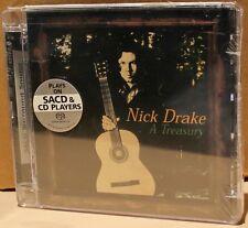 ISLAND / Def Jam / UMG Hybrid SACD: NICK DRAKE - A Treasury - 2004 USA SEALED