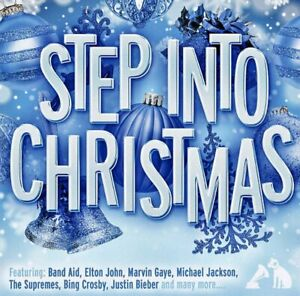 Step Into Christmas (2016) 38-trk 2-CD Neu / Ungespielt Band Aid Xmas Elton John