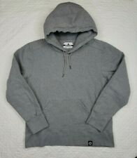 American Giant Mens Gray Hoodie Size XL Made In USA