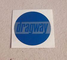 NEW DRAGWAY WHEEL CAP DECAL SUIT HQ HJ HX HZ WB LC LJ LH LX UC HOLDEN + TORANA