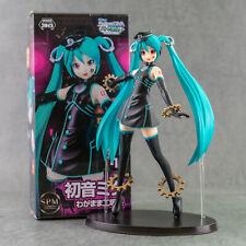 "#FD2862 PRIZE SEGA SPM Hatsune Miku Vocaloid PVC 9"" figure"