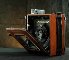 Graflex 4x5 Pre-Anniversary Speed Graphic with Carl Zeiss Jena 150mm f4.5 lens