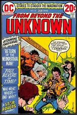 From Beyond the Unknown #19 VFN