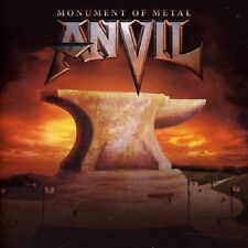 Anvil Monument Of Metal-Very Best Of CD NEW SEALED 2011